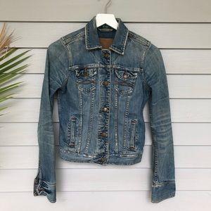 Abercrombie & Fitch Jean jacket XS